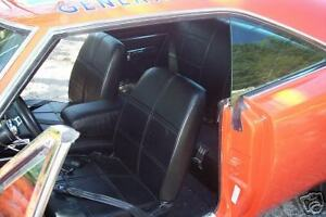 1969 Dodge Charger Seat Covers New Nice