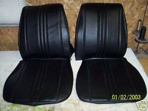 1968 Plymouth Road Runner Gtx Seat Covers New Front And Rear Set Satellite