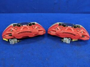 2015 2016 2017 Ford Mustang Gt Brembo Style Caliper Pair