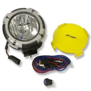Pro Comp 4 Inch Hid Spot Light W stone Guard 35 Watt Incl Wiring Offroad Only
