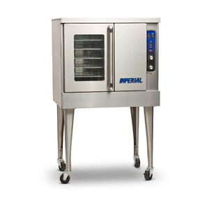 Imperial Icvg 1 Gas Convection Oven