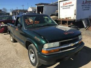 Manual Transmission 2wd Fits 00 03 S10 S15 Sonoma 450971