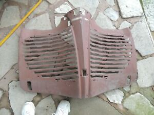 Nos 1941 41 Plymouth Standard Deluxe P11 P12 Radiator Grille Shell 936749r