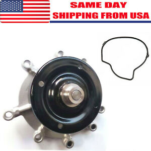 New Engine Water Pump For Dodge Ram Mitsubishi Jeep Chrysler 3 7l 4 7l