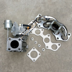 Upgrade Turbocharger exhaust Manifold For Toyota Starlet Gt Ep82 Ep85 Ep91 1 3l