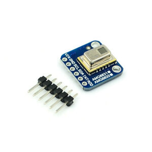 1pcs Amg8833 Ir Thermal Camera Breakout 8x8 Infrared Thermograph For Arduino R3
