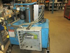 Vickers Power Systems Hydraulic Pump 7 5hp 30 Gal