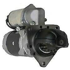 New Starter Fits Mitsubishi S16r pta Diesel Engine 24v 15t Replaces 3776620200