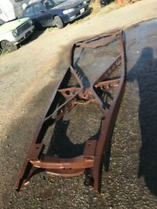 Ford 1935 Through 1941 Pick Up Chassis 1936 Frame 1937 Original 1938 Flathead 40