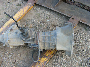 1994 1995 1996 Jeep Cherokee 5 Speed Manual Transmission 2 5l 4 Cyl Ax5 4x4