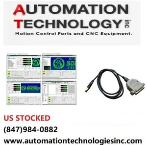 Uc100 6 Axis Usb Motion Controller With Mach4 Software License