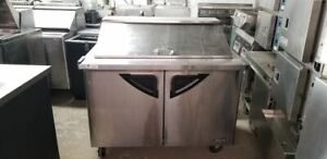 Turbo Air Mega Top Sandwich Salad Prep Table 48 Tst 48sd 18