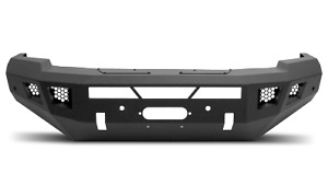 Body Armor 4x4 Eco Series Front Bumper Winch For 13 18 Dodge Ram 2500 3500