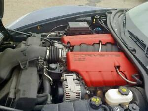 2013 Corvette Z06 7 0 Ls7 427 Engine 14k