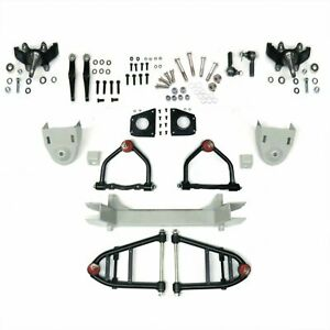 Mustang Ii 2 Kit W Standard Spindles Rat Rod Ford Chevy Stage 2 60 0 Track