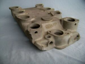 Sharp Sbc Weber Intake Extremely Rare Important Read The Text In This Ad