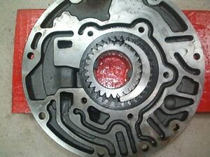 Gm Turbo 400 Transmission Oem Pump Body With Gears