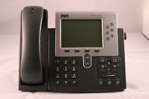Lot 5 Cisco 7961g Voip Phones