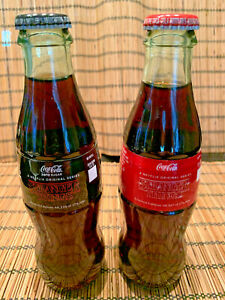 COCA-COLA 1985 STRANGER THINGS 3 NUMBERED COLLECTOR LIMITED EDITION 8oz BOTTLE