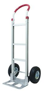 Tyke Supply Commercial Aluminum Hand Truck Hs 17 Air Tires