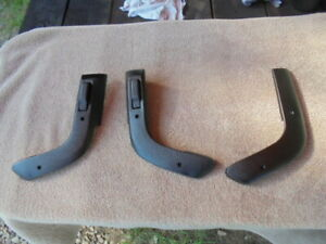 70 Dodge Plymouth A B E Body Bucket Seat Metal Hinge Covers