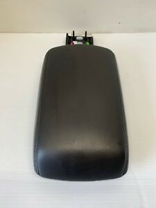 2012 2014 Ford Focus Sedan Center Console Arm Rest Armrest Black Used Oem