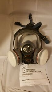 Strong St s100 Quality Chinese Chemical Gas Mask