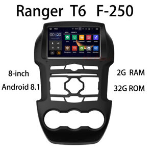 Car Multimedia Player Stereo Gps Radio Android Screen For Ford Ranger T6 F250
