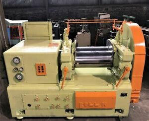 30 Bolling Two Roll Cabinet Mill