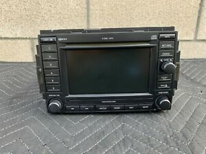 Dodge Chrysler Jeep Cd Changer Dvd Gps Navigation Stereo Radio Rec 56038646am