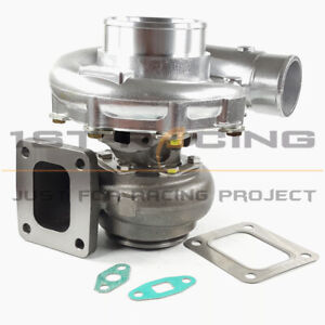 T4 T76 Turbo Ar 80 96 T4 Flange Oil Cold V Band Turbocharger 1000hp Universal