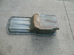 Original Austin Healey 3000 Engine 6 Cylinder Oil Pan Bt7 Bn7 Bj7 Bj8