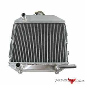 Sba310100211 Full Aluminum Radiator With Cap For Ford Compact Tractor 1300
