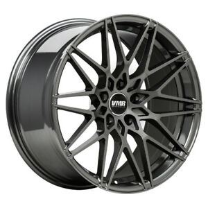 4 New 19 Vmr V801 Wheels 19x8 5 19x9 5 5x120 45 50 Anthracite Staggered Rims