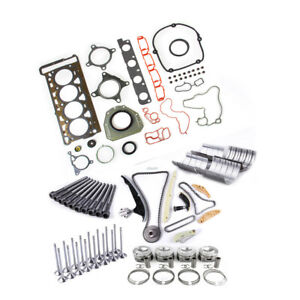 Engine Overhaul Rebuilding Kit For Vw Cc Audi Q5