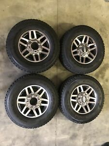2019 Ford F250 F350 Super Duty 18 Factory Oem Wheels Rims Tires 05 18 Free Ship