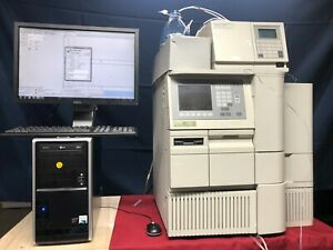 Waters 2695 Hplc With Column Heater 2487 Uv Detector And Empower 3 Software