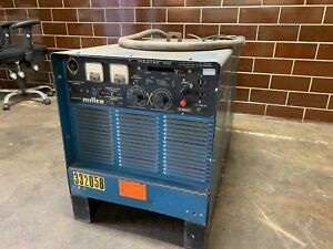 Miller Pulstar 450 Constant Voltage Pulsed Dc Arc Welding Power Source warranty