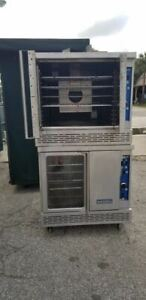 Imperial Double Deck Gas Convection Oven Icv 2
