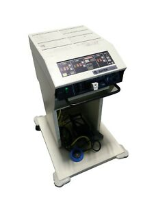 Conmed Aspen Labs Sabre 60 5600 001 Electrosurgical Unit W Dual Footswitches