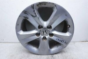 2008 2009 2010 Honda Odyssey Touring Alloy Wheel Rim Disc 17x7 Deep Scratches