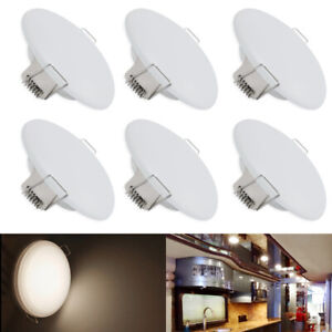 12 Volt Led Lights Ceiling Light Fixture Recessed Mount 3500k 4 5 rv coach boat
