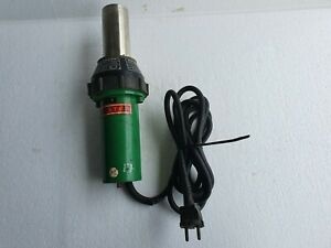 Leister Electron Hot Air Plastic Welder shrinking Hot Air Gun 3400 W 230v 1