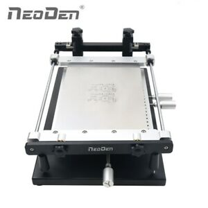 Smt Stencil Printer Frameless Type For Pcb Assembly Prototyping In Labs