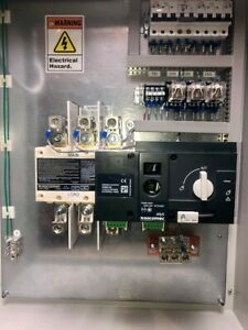 200 Amps Automatic Transfer Switch Export Iec Rated With Ul Components