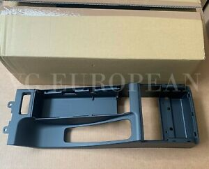 Bmw Genuine E46 3 series Long Center Console For Arm Rest Black 325i 330i M3