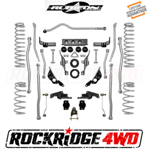 Rubicon Express 3 5 4 5 Long Arm Lift Kit For 18 Jeep Wrangler Jl 4 Door