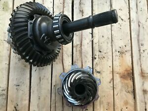 1997 2004 C5 Corvette Differential Posi And Ring And Pinion 3 15 Gm Oem