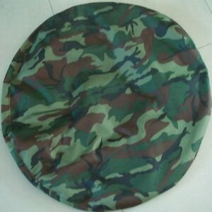 Spare Tyre Tire Cover Bag Protector 28 29m Camouflage For Honda Cr v Toyota Rav4