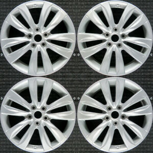 Set 2011 2012 2013 Kia Sorento Oem Factory 529102p185 Original Wheels Rims 74633